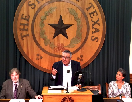 Texas Tea Party Leaders Release Plan to Secure Border, Criticize Perry
