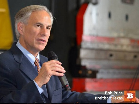 Greg Abbott Calls for Ebola Travel Ban