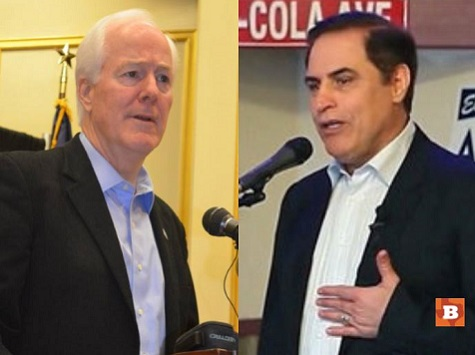 Military Strategy Against ISIS Hot Topic in Cornyn – Alameel Race