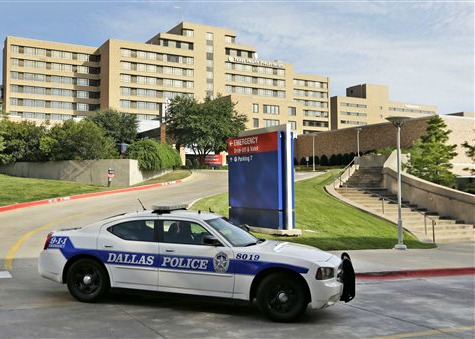 Texas Ebola Hospital Admits Huge Mistake