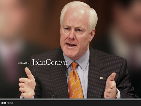 Cornyn Launches New TV Ads in Three Languages