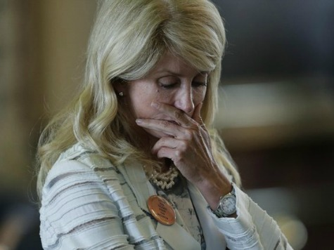 Wendy Davis' Book Has Even Lower Numbers Than Her Campaign