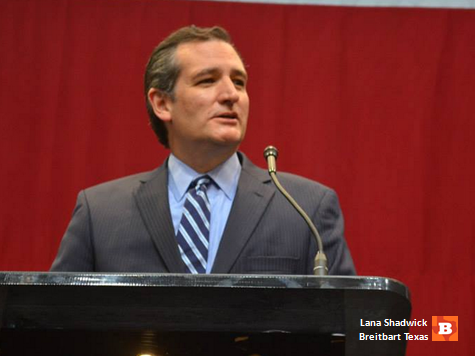 Senator Cruz: Reid Is Fired and Obama Is Lame Duck