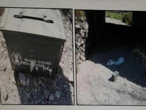 EXCLUSIVE LEAK: Explosives Found at Bridge Near Arizona Border with Mexico