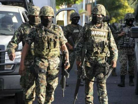 Mexican Marine Accused of Executing Cartel Hitman