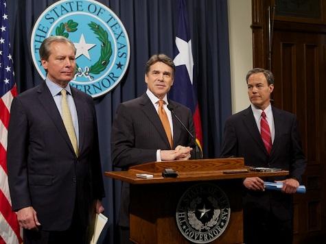 Gov. Perry, Lt. Gov. Dewhurst, & Speaker Straus Launch 'Texas Veterans Initiative'