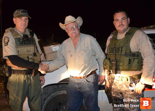 Texas Rancher Sees Increase in Human Smuggling 80 Miles from Border