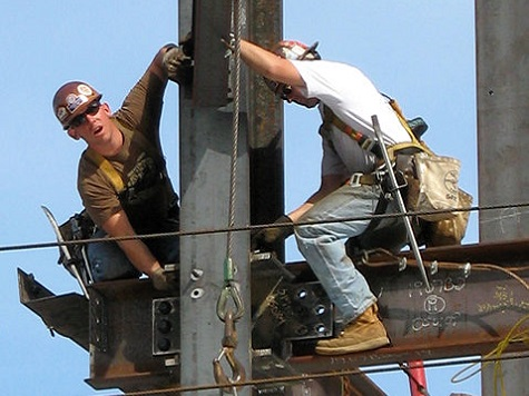 90 Percent of Texas Construction Firms Having Trouble Finding Enough Workers