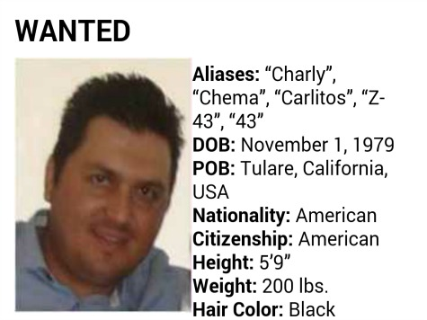 Top Zeta Cartel Boss Is a US Citizen, Not Wanted by Mexican authorities