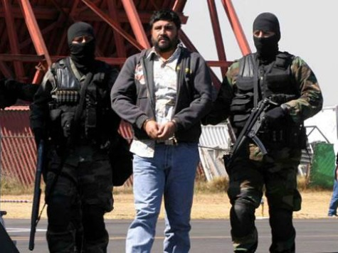 Head of Beltran Leyva Cartel Extradited to the US From Mexico