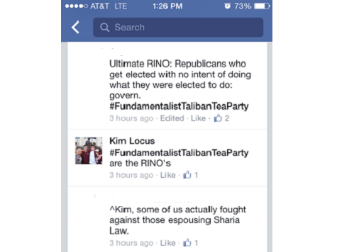 Pete Sessions Campaign Manager Attacks Tea Party Movement