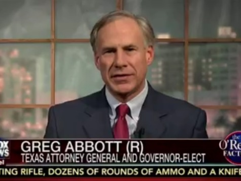 Greg Abbott: Obama Has 'No Legal Authority' to Grant Rights to Illegals