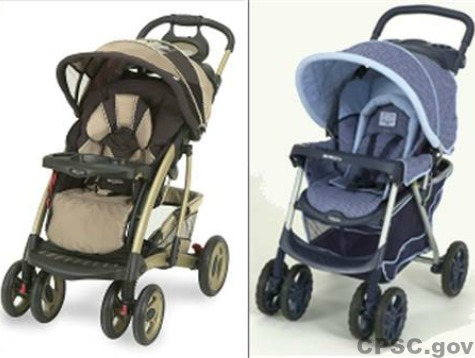 5 Million Baby Strollers Recalled for 'Finger Amputation Hazard'