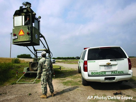 State of Texas to Pull Back National Guard from Border