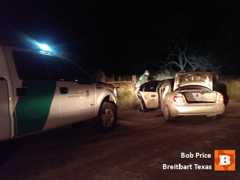 Illegal Immigrant Numbers Increasing in Texas County — 80 Miles From Border
