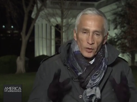 Univision's Jorge Ramos: 'Obama is Paying a Debt to the Latino Community'