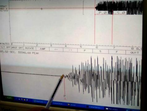 Earthquake Hits North Texas