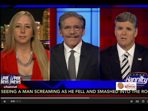Geraldo Gets Slapped Down in Immigration Debate