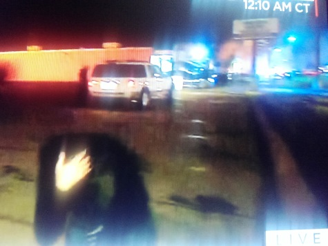 Female CNN Reporter Hit in Head by Rock While On-Air in Ferguson