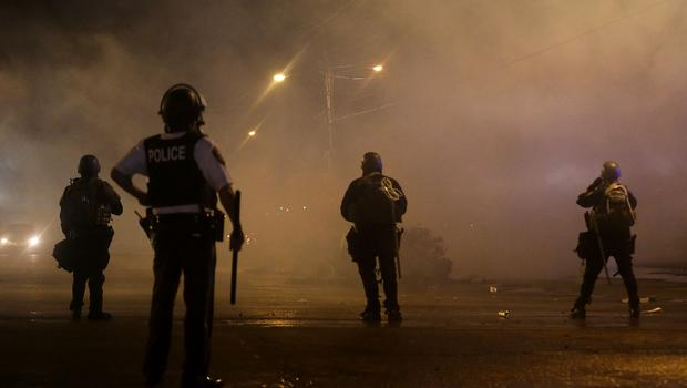 Most Businesses Destroyed in Ferguson Minority Owned