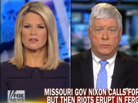 Missouri Lt. Gov. Rips Gov. Nixon Over Lack of National Guard Presence in Ferguson
