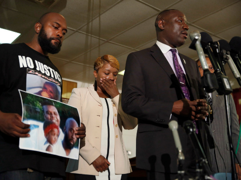 Mike Brown's Family Disappointed That 'Killer of Our Child' Not Indicted