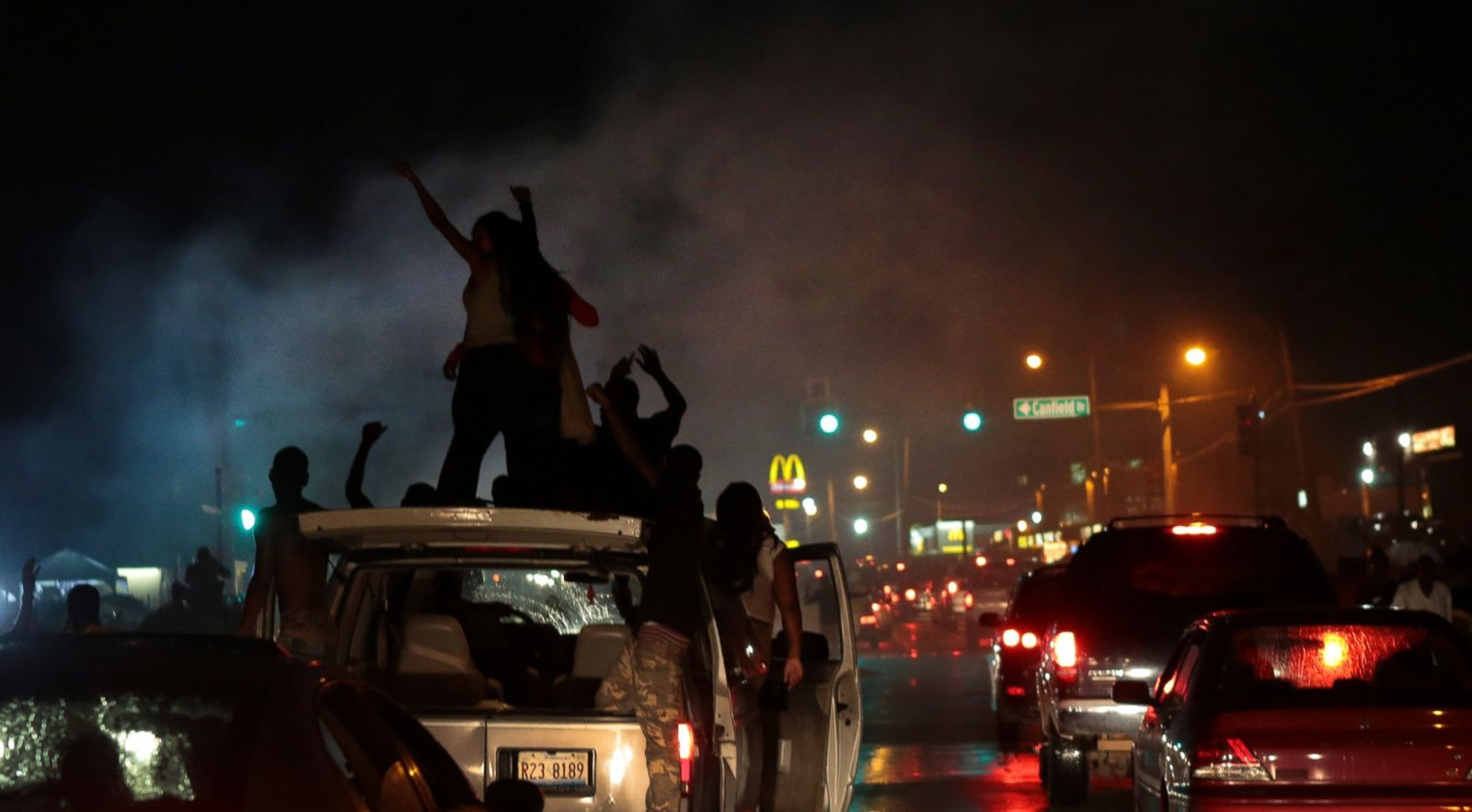 Police Ask for Donations for Cops Working Ferguson Riots; Community Shows Support