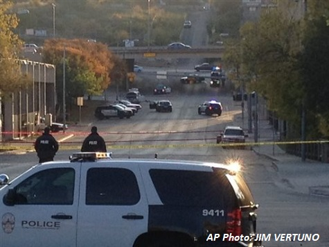 Texas Gunman Attacks Austin PD, Shoots Up Mexican Consulate and Tries to Burn it Down