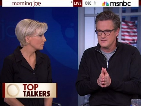 MSNBC's Joe Scarborough Attacks Own Network for 'BS' Coverage of Ferguson
