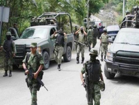 Three Cartel Hitmen Gunned Down South of Texas Border