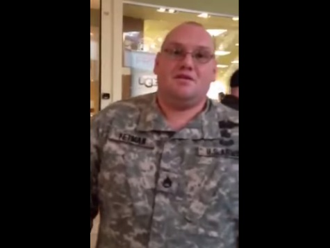 Stolen Valor: Veteran Busts Fake Soldier