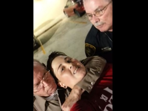 Texas Cop Resigns After Using 'Choke Hold' on Woman Videotaping Arrest