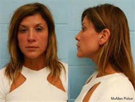 Badge Flashing Texas Border Judge Beats DWI Charge, Video Shows Her Stumbling
