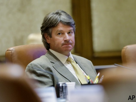 UT Regent Wallace Hall: Speaker Straus Tried to Force Me to Resign