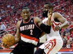 Blazers Push Past Rockets in OT for 3-1 Series Lead