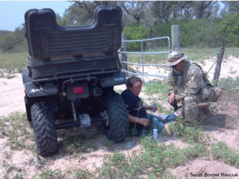 Texans Organize Rescue Posse for Children from Border Crisis