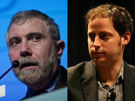 Silver, Krugman Ignore Data Indicating Romney Victory