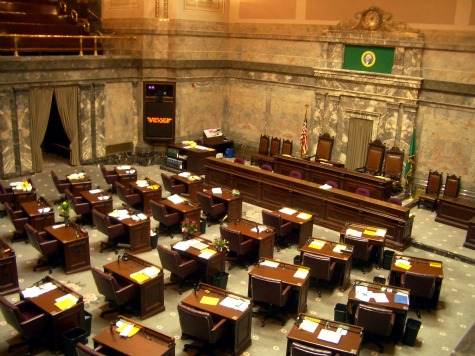 WA State Dems Take Advantage of Nursing Mother to Rush Vote on Bill