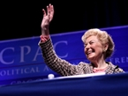 Phyllis Schlafly at CPAC on the GOP Establishment, Karl Rove, Mitt Romney