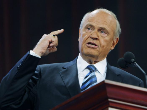 Fred Thompson: Conservative Films Not Made Because of Hollywood 'Cocktail Currency'