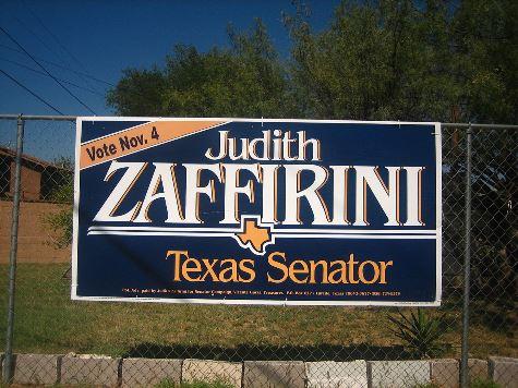GOP State Senator Fundraising for Texas Democrats