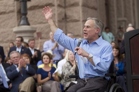 Greg Abbott Takes Commanding Lead in Post-Primary Poll