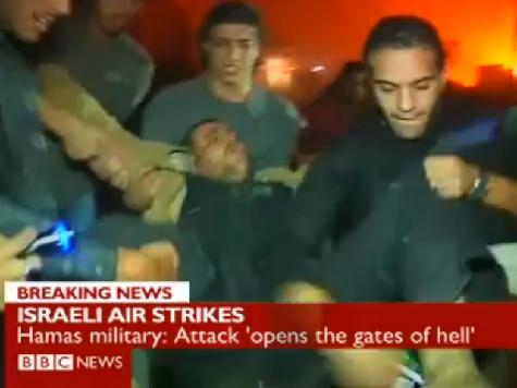 BBC Lies About Gaza Victim