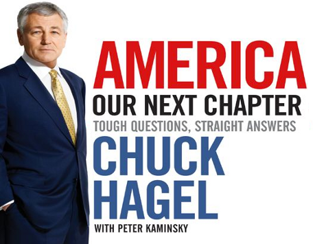 In His Own Words: Chuck Hagel's False History of Israel