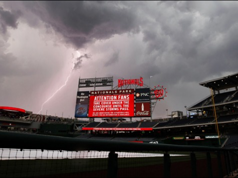 Nationals Want DC Taxpayers to Pay $300M for New Roof