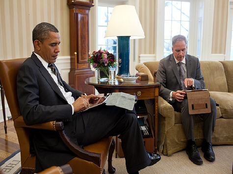 Exclusive: Obama Reverses Position on Intel Briefs, Drops iPad for Live Meetings