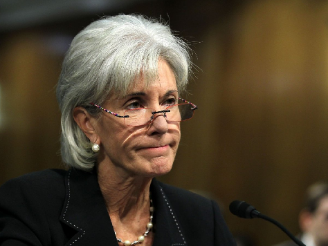 Sebelius on Obama's Responsibility for Launch Failure: 'Whatever'