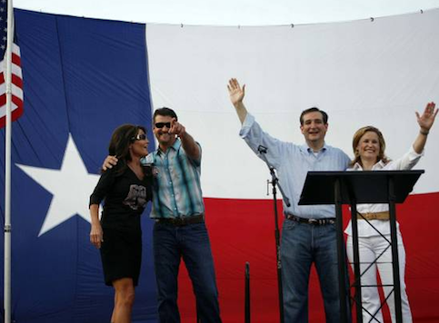 Tea Party Victory: Ted Cruz Takes Texas Senate Runoff
