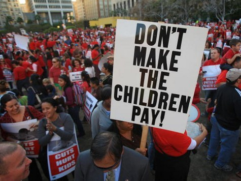 Fewer School Days, Free Health Insurance for Los Angeles Teachers