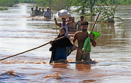 Death Toll in India, Pakistan Floods Reaches 400